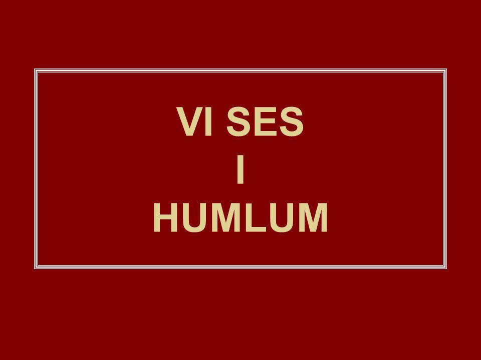 VI SES I HUMLUM