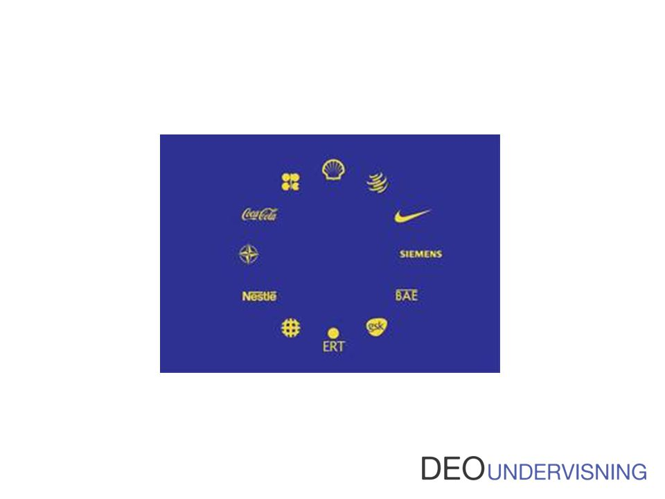 De multinationales EU