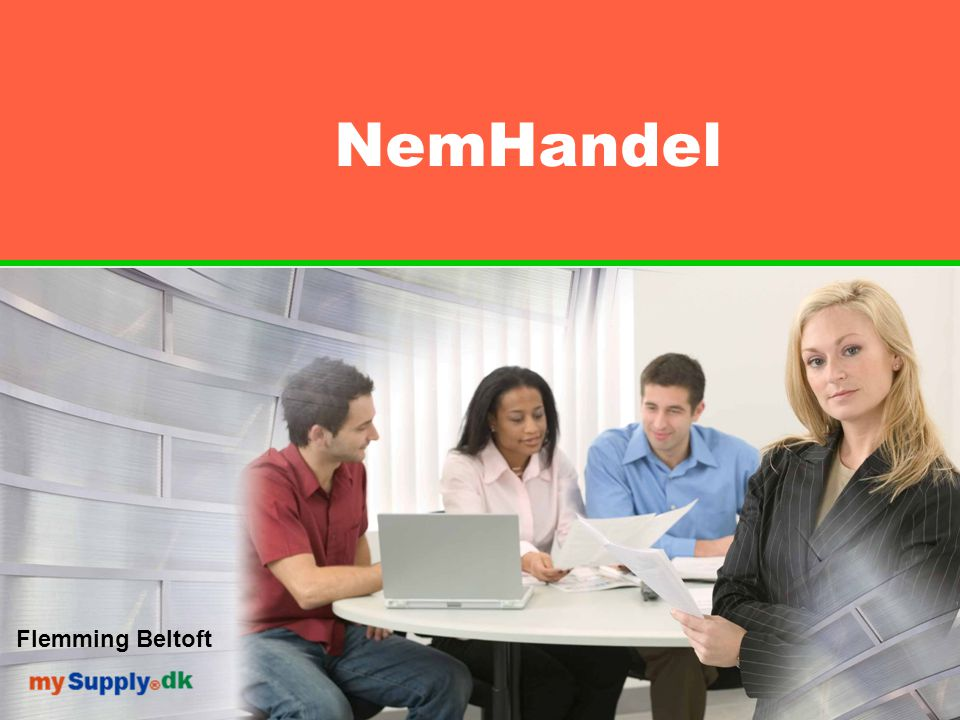 NemHandel Flemming Beltoft