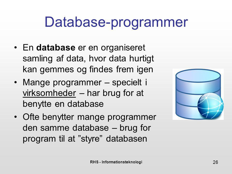 Software - hvordan vi gør en computer nyttig - ppt download