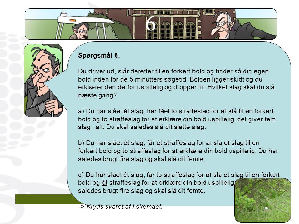6 Spørgsmål 6.