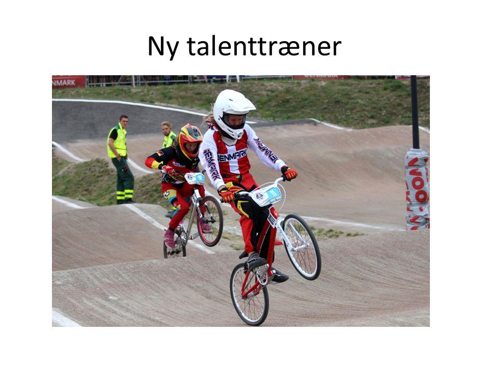 Ny talenttræner