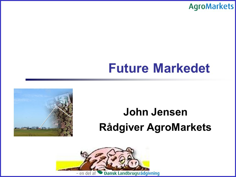 John Jensen Rådgiver AgroMarkets