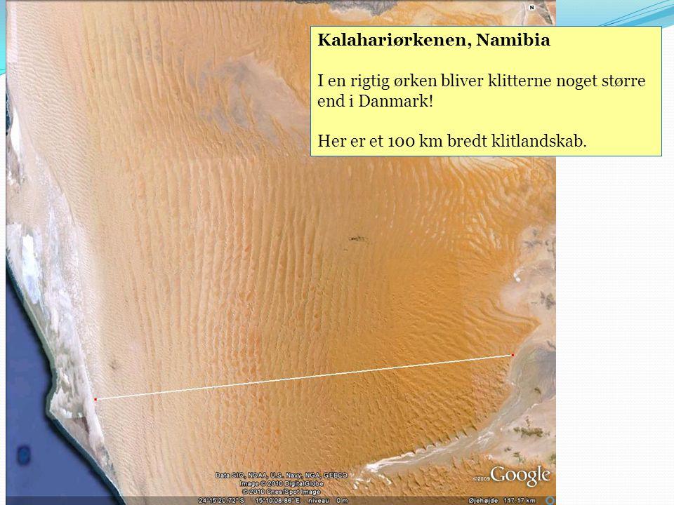 Kalahariørkenen, Namibia