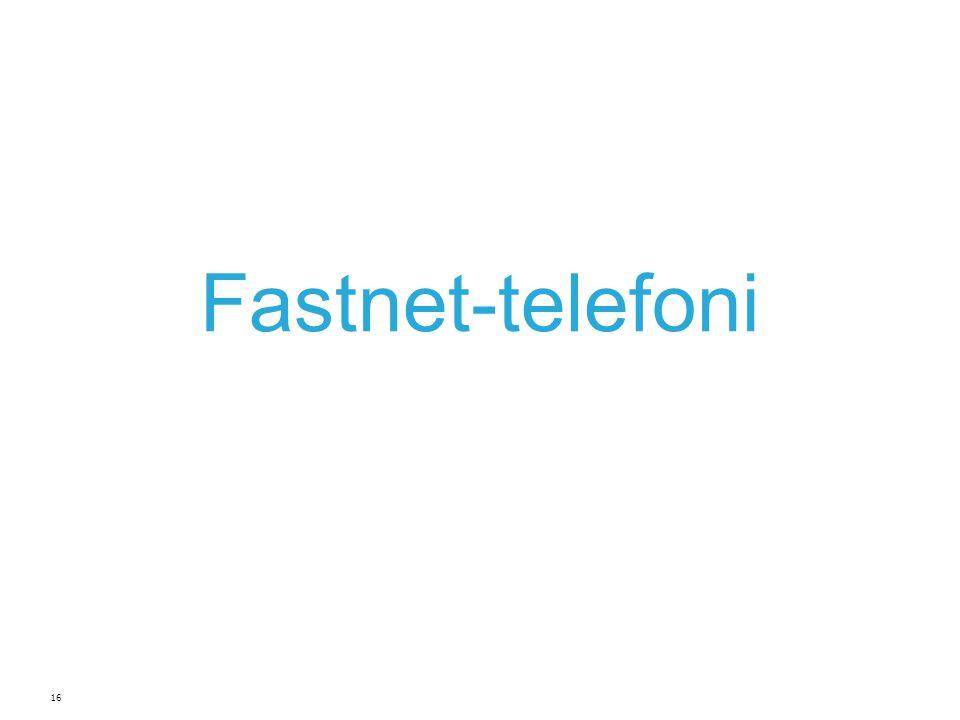 Fastnet-telefoni 16