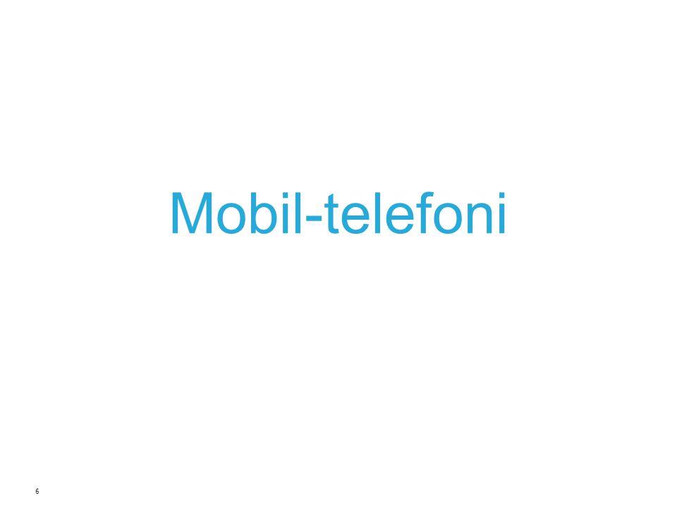 Mobil-telefoni 6