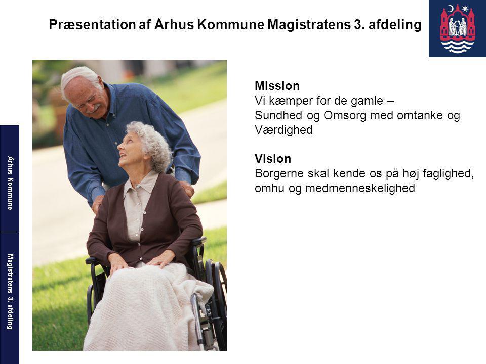 Præsentation af Århus Kommune Magistratens 3. afdeling