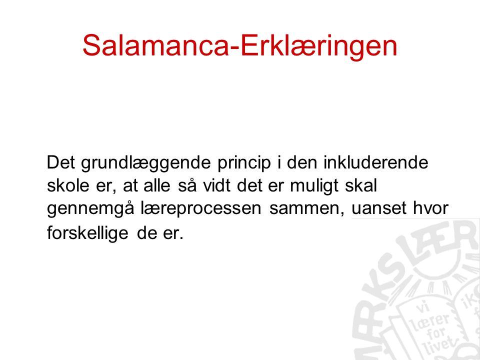 Salamanca-Erklæringen