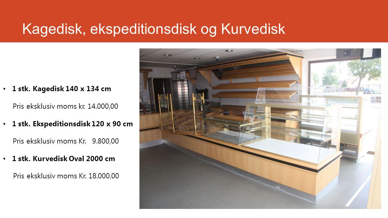 Kagedisk, ekspeditionsdisk og Kurvedisk