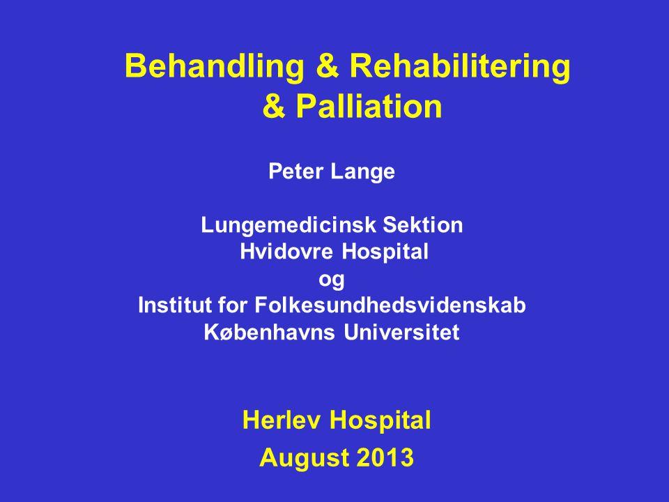 Herlev Hospital August 2013