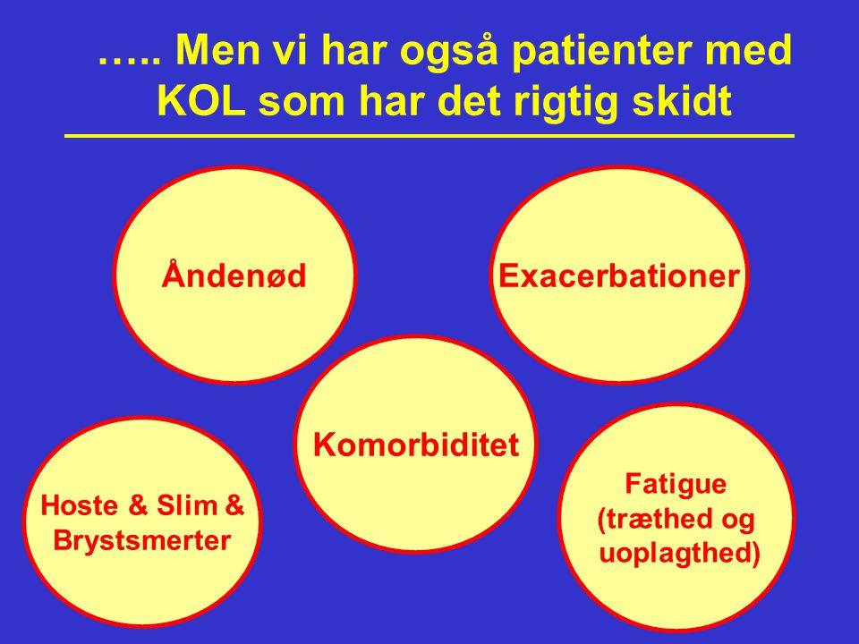 ….. Men vi har også patienter med KOL som har det rigtig skidt