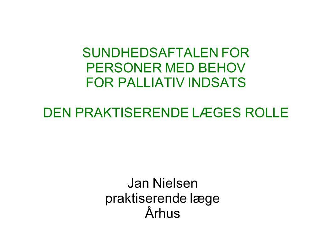 Jan Nielsen praktiserende læge Århus