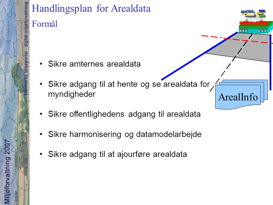 Handlingsplan for Arealdata