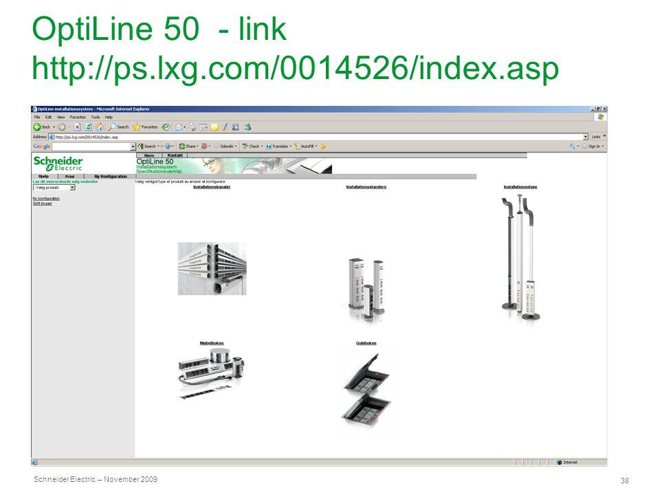 OptiLine 50 - link http://ps.lxg.com/0014526/index.asp