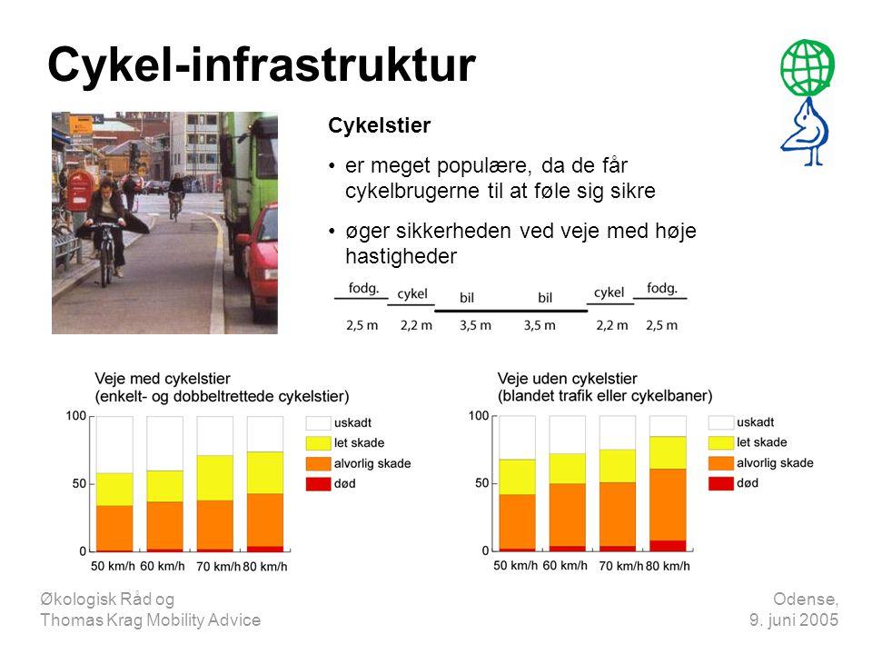 Cykel-infrastruktur Cykelstier