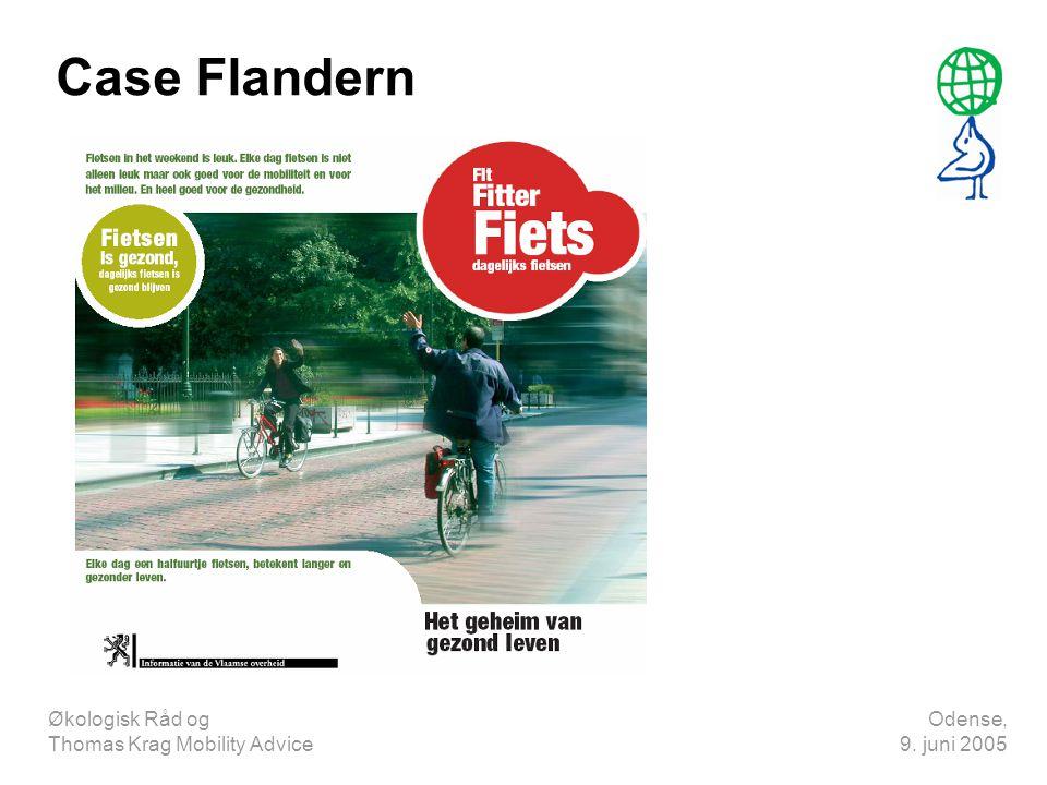 Case Flandern Økologisk Råd og Thomas Krag Mobility Advice