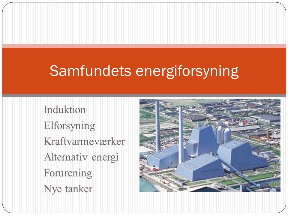 Samfundets energiforsyning