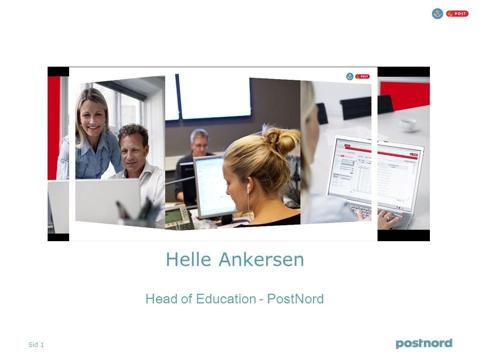 Head of Education - PostNord