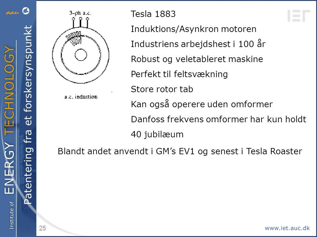 Patentering fra et forskersynspunkt