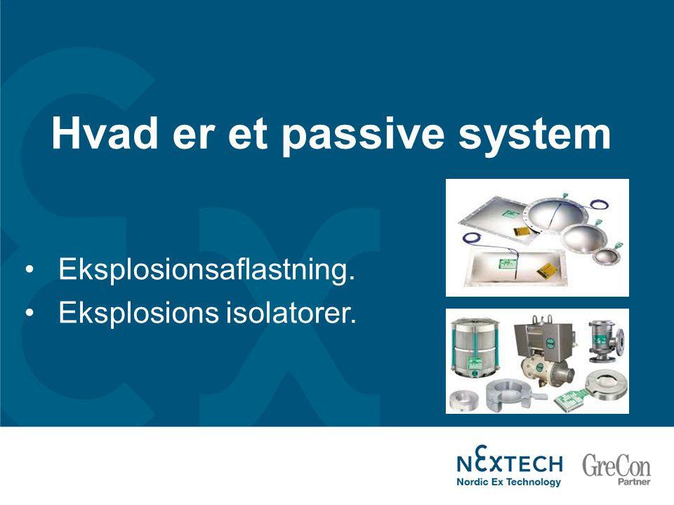 Hvad er et passive system