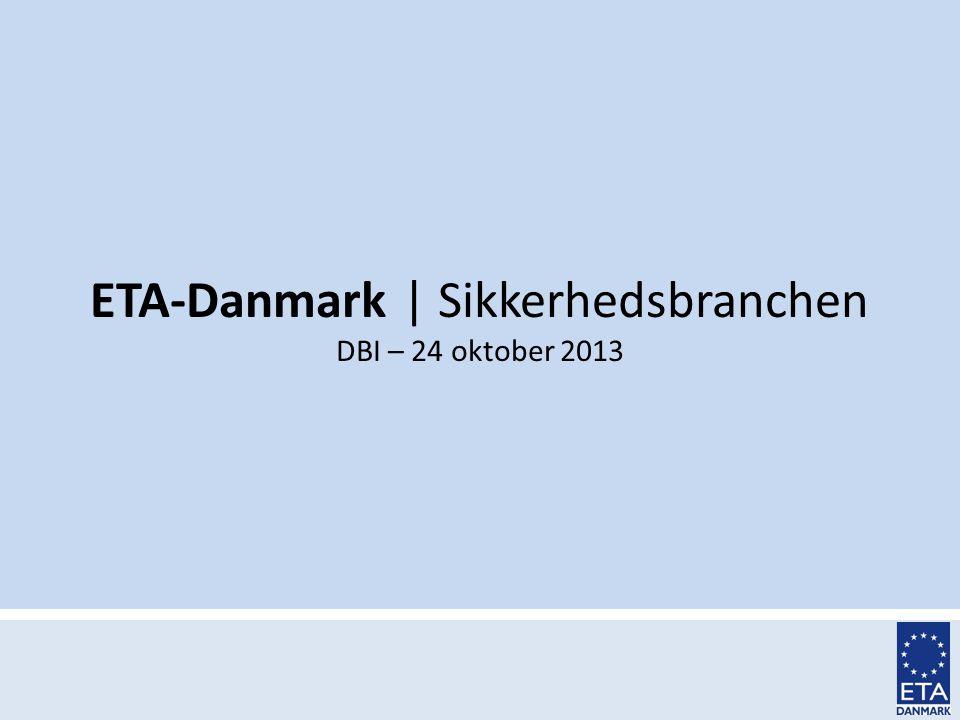 ETA-Danmark | Sikkerhedsbranchen