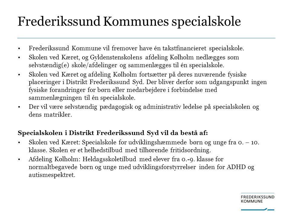 Frederikssund Kommunes specialskole