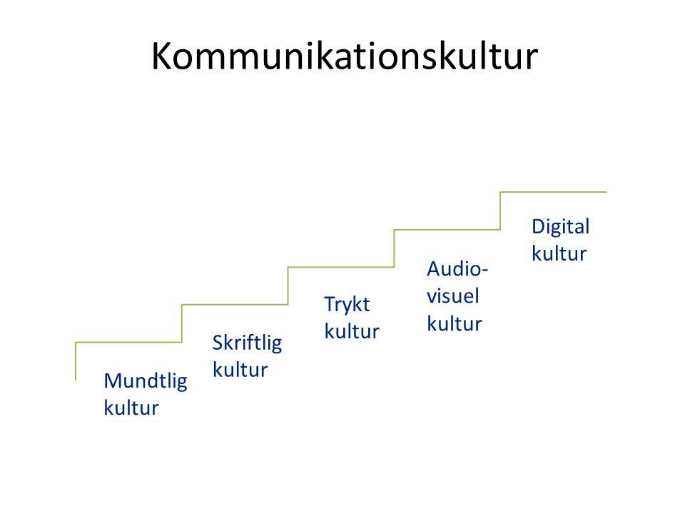 Kommunikationskultur