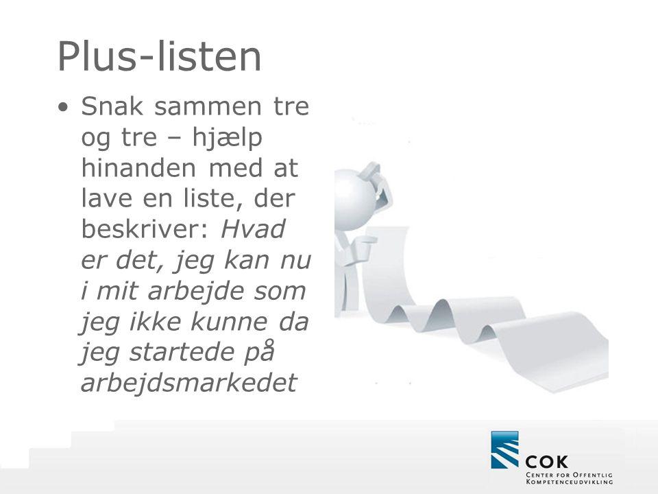 Plus-listen