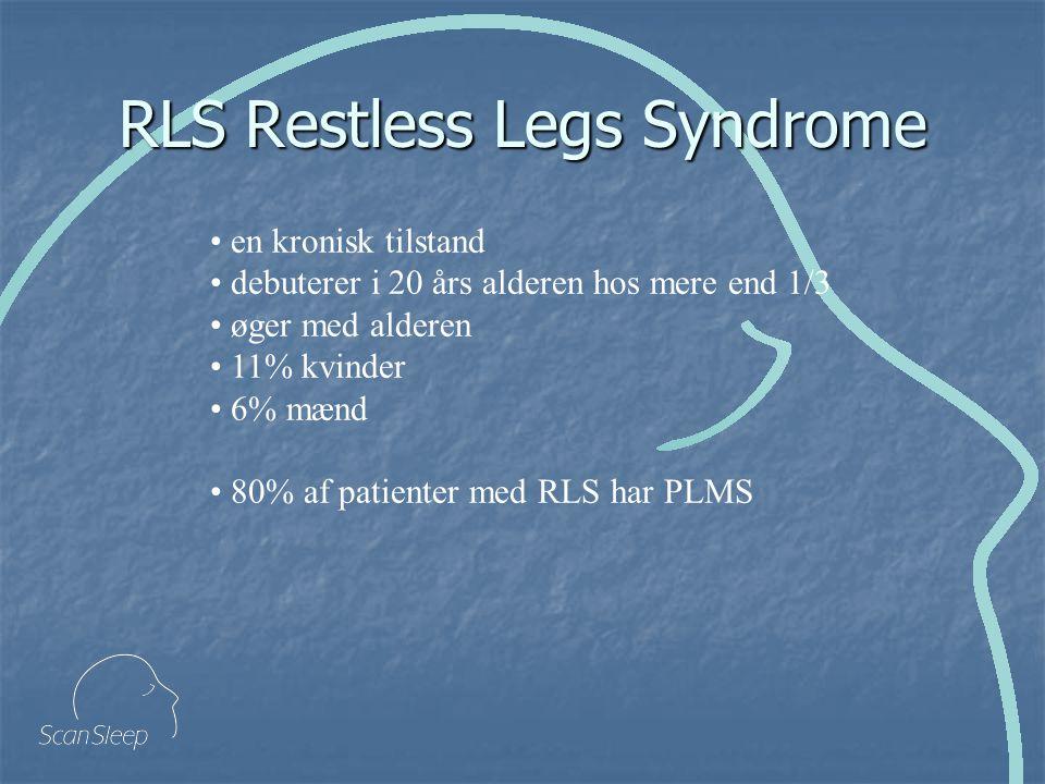 RLS Restless Legs Syndrome