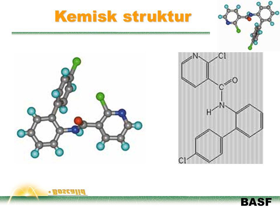 Kemisk struktur