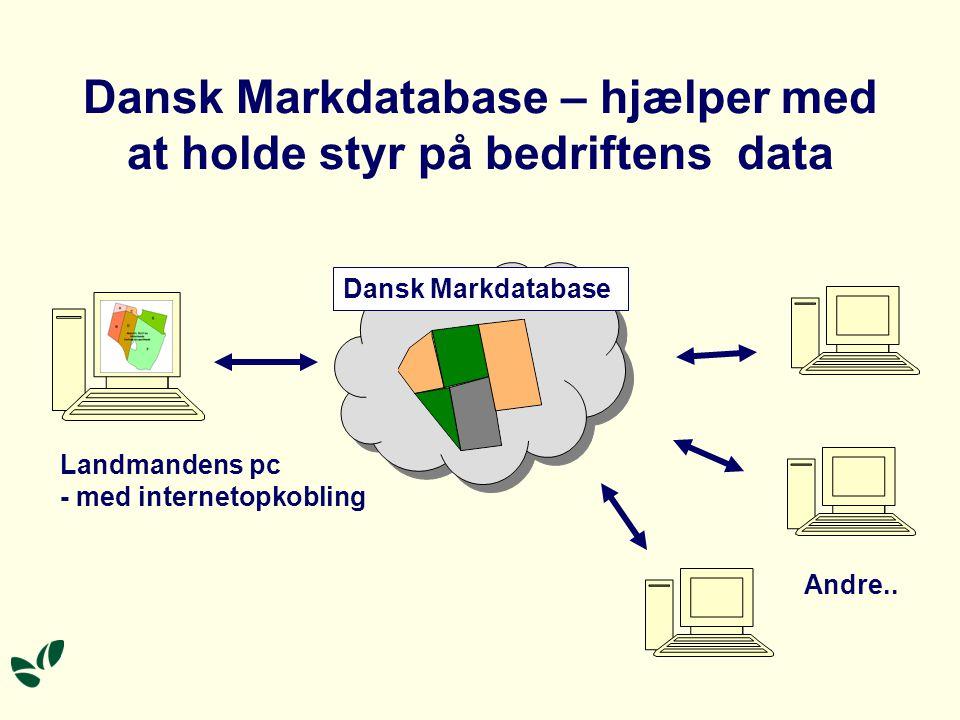 Dansk Markdatabase – hjælper med at holde styr på bedriftens data