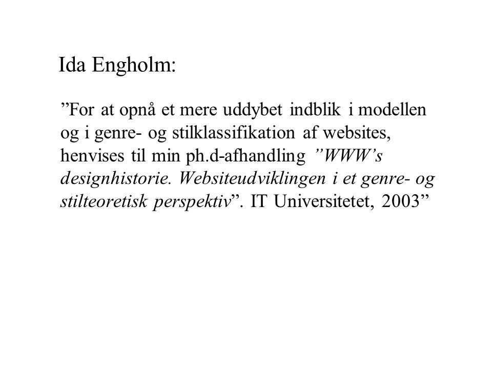 Ida Engholm: