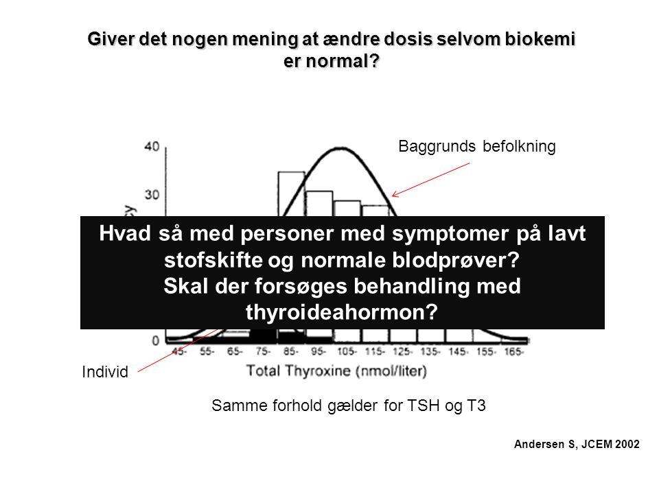 Skal der forsøges behandling med thyroideahormon