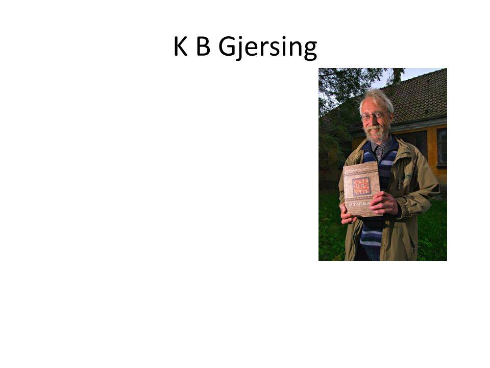 K B Gjersing