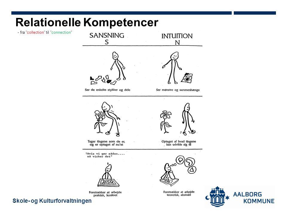 Relationelle Kompetencer