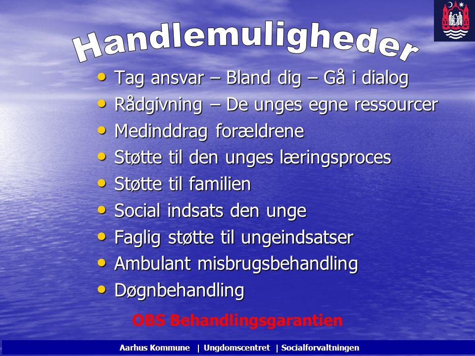 OBS Behandlingsgarantien