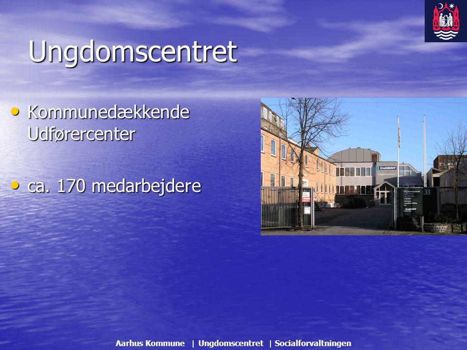 Aarhus Kommune Ungdomscentret Socialforvaltningen