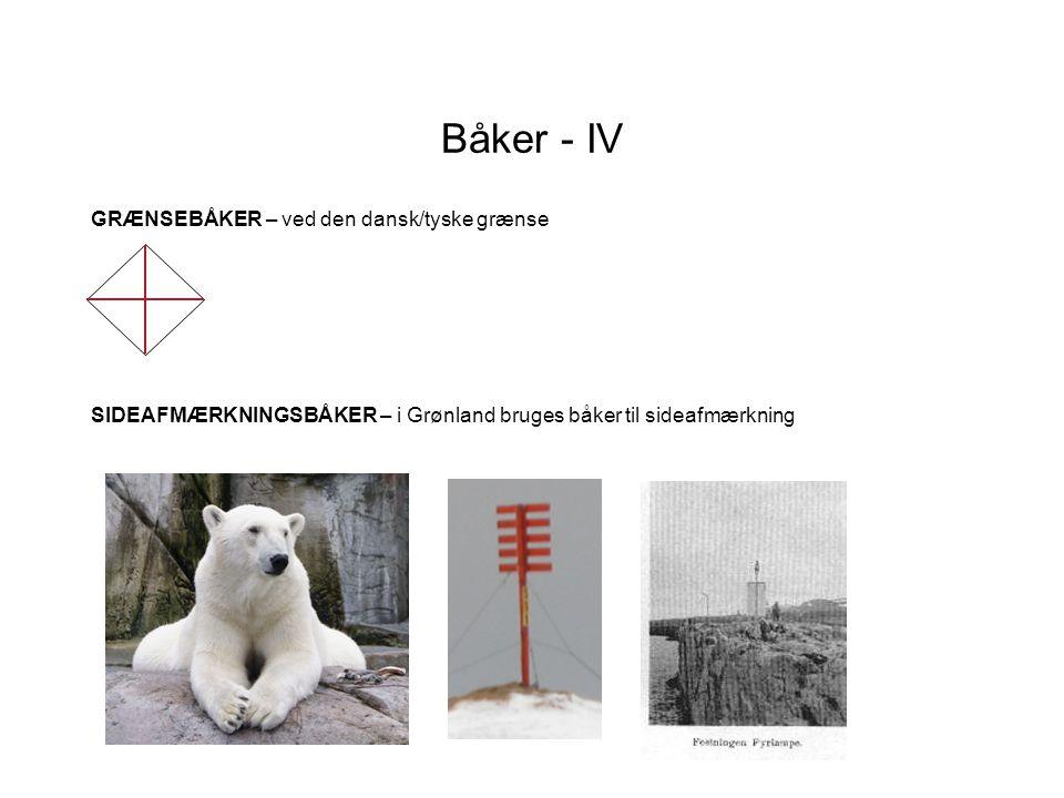 Båker - IV GRÆNSEBÅKER – ved den dansk/tyske grænse