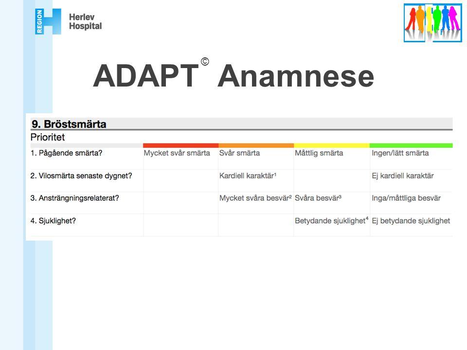ADAPT Anamnese ©