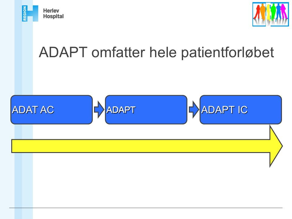 ADAPT omfatter hele patientforløbet