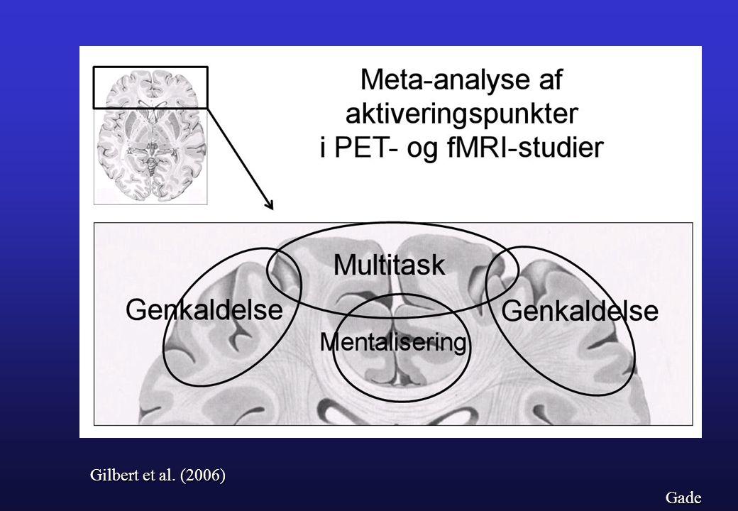 Gilbert et al. (2006) Gade