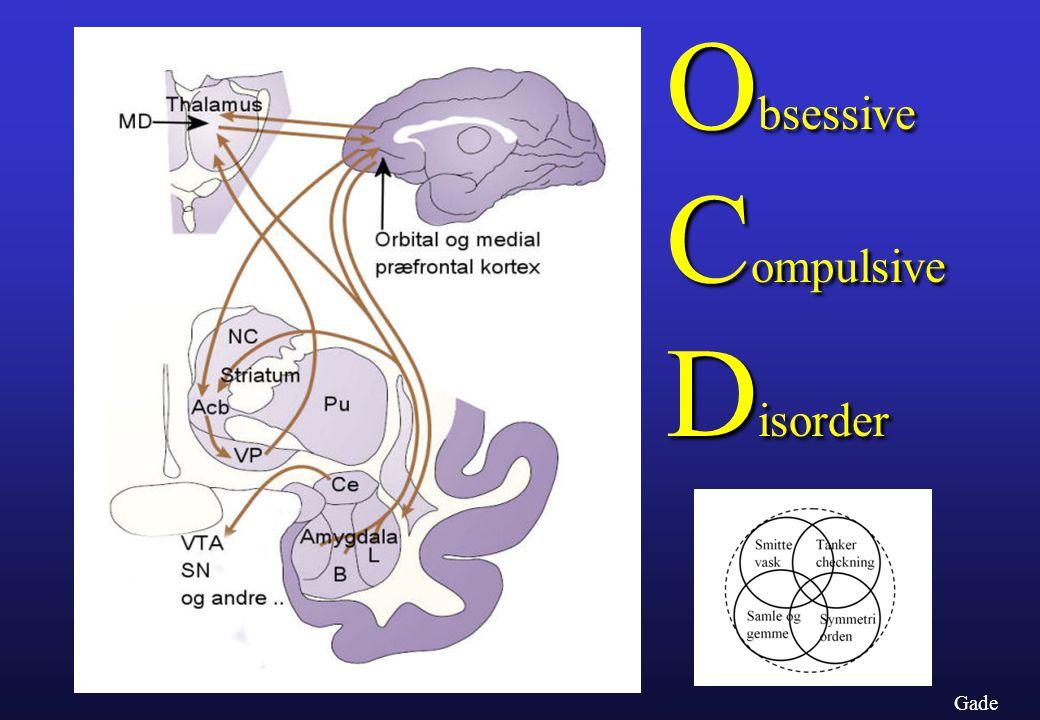 Obsessive Compulsive Disorder Gade