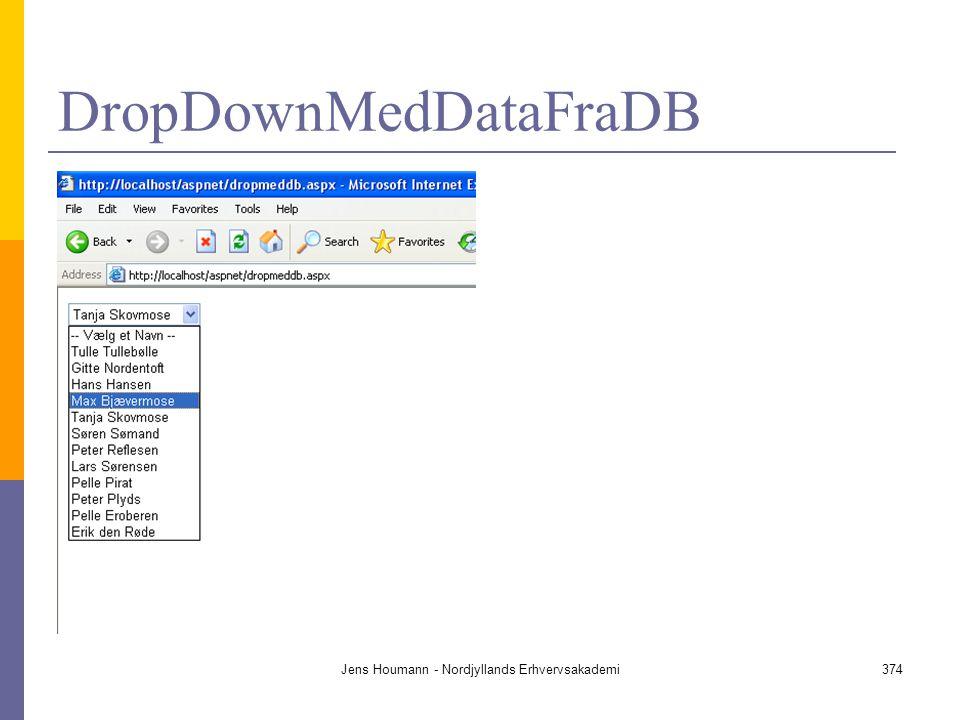 DropDownMedDataFraDB