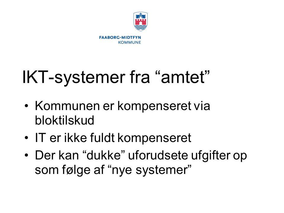 IKT-systemer fra amtet