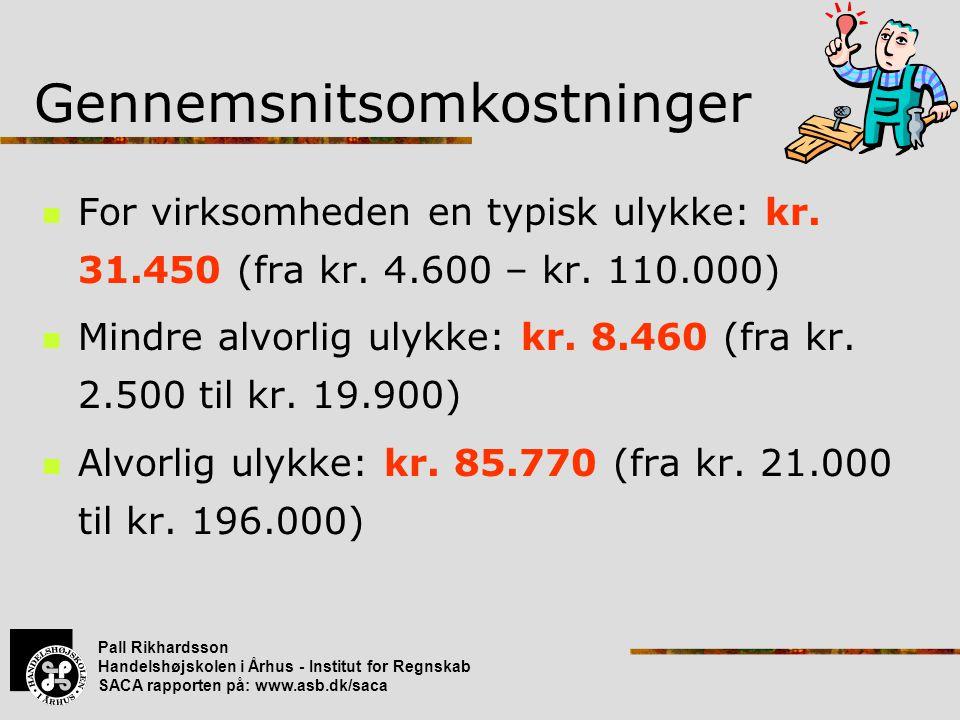 Gennemsnitsomkostninger