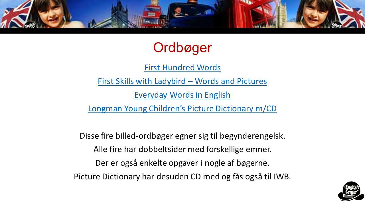 Ordbøger First Hundred Words