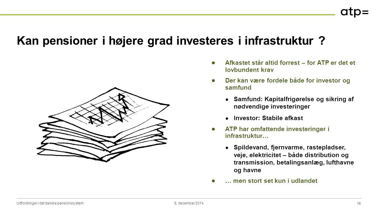 Kan dansk infrastruktur effektiviseres
