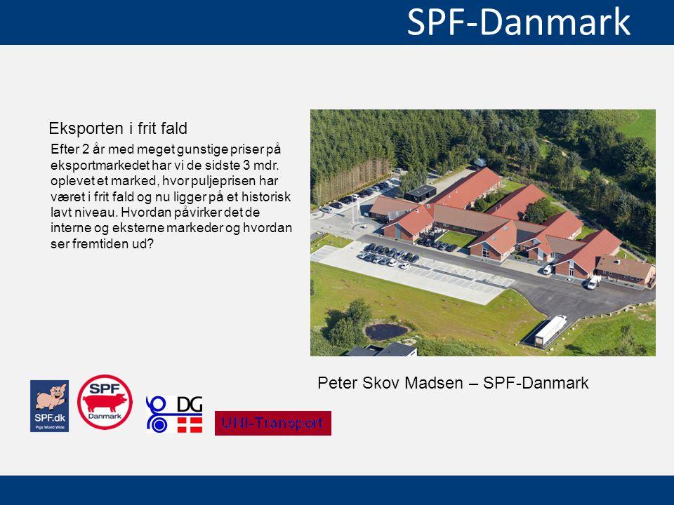 Peter Skov Madsen – SPF-Danmark