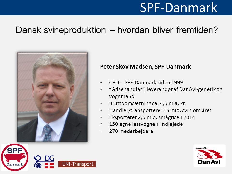 Dansk svineproduktion – hvordan bliver fremtiden