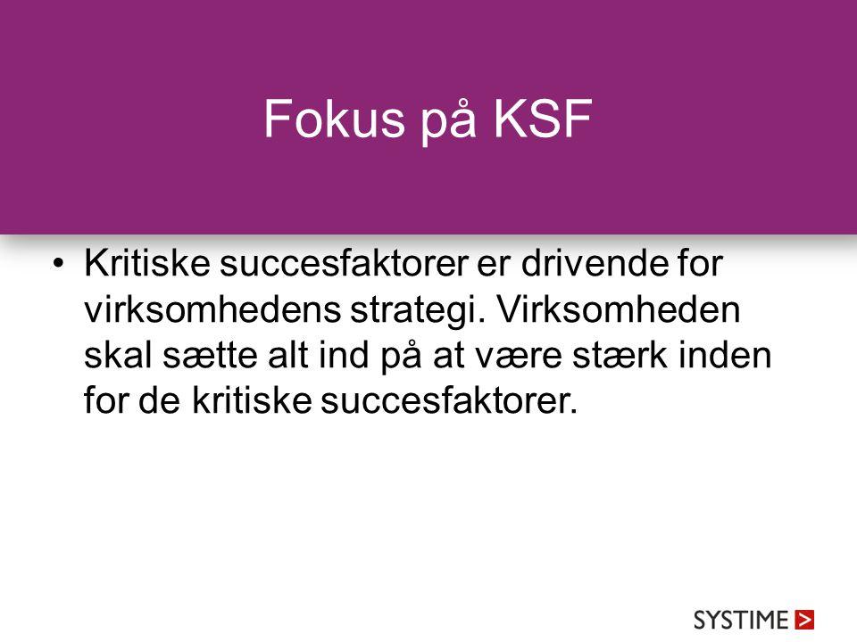 Fokus på KSF